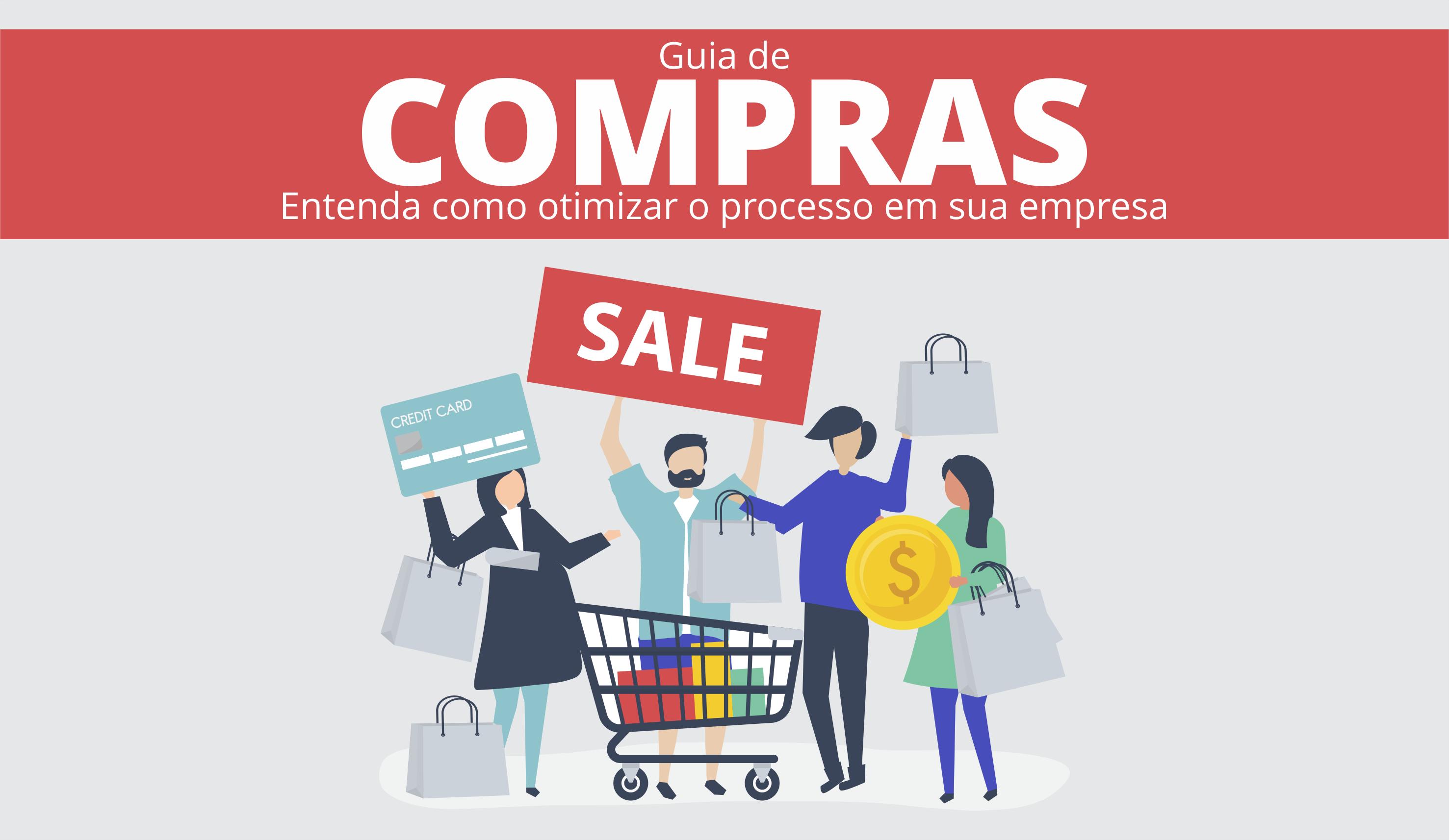 Ebook - Guia como otimizar o processo de compras na empresa