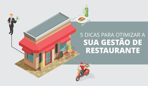 Ebook - Dicas para otimizar a gestao restaurante