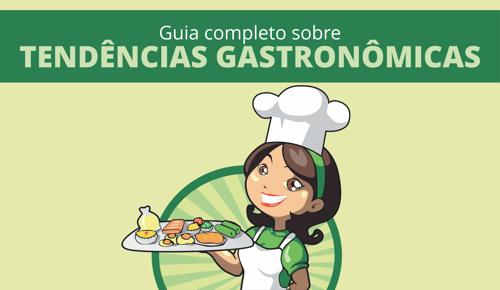 Ebook - Guia completo sobre tendencias gastronomicas