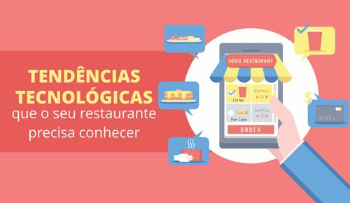 Ebook - Tendencias tecnologicas para restaurante