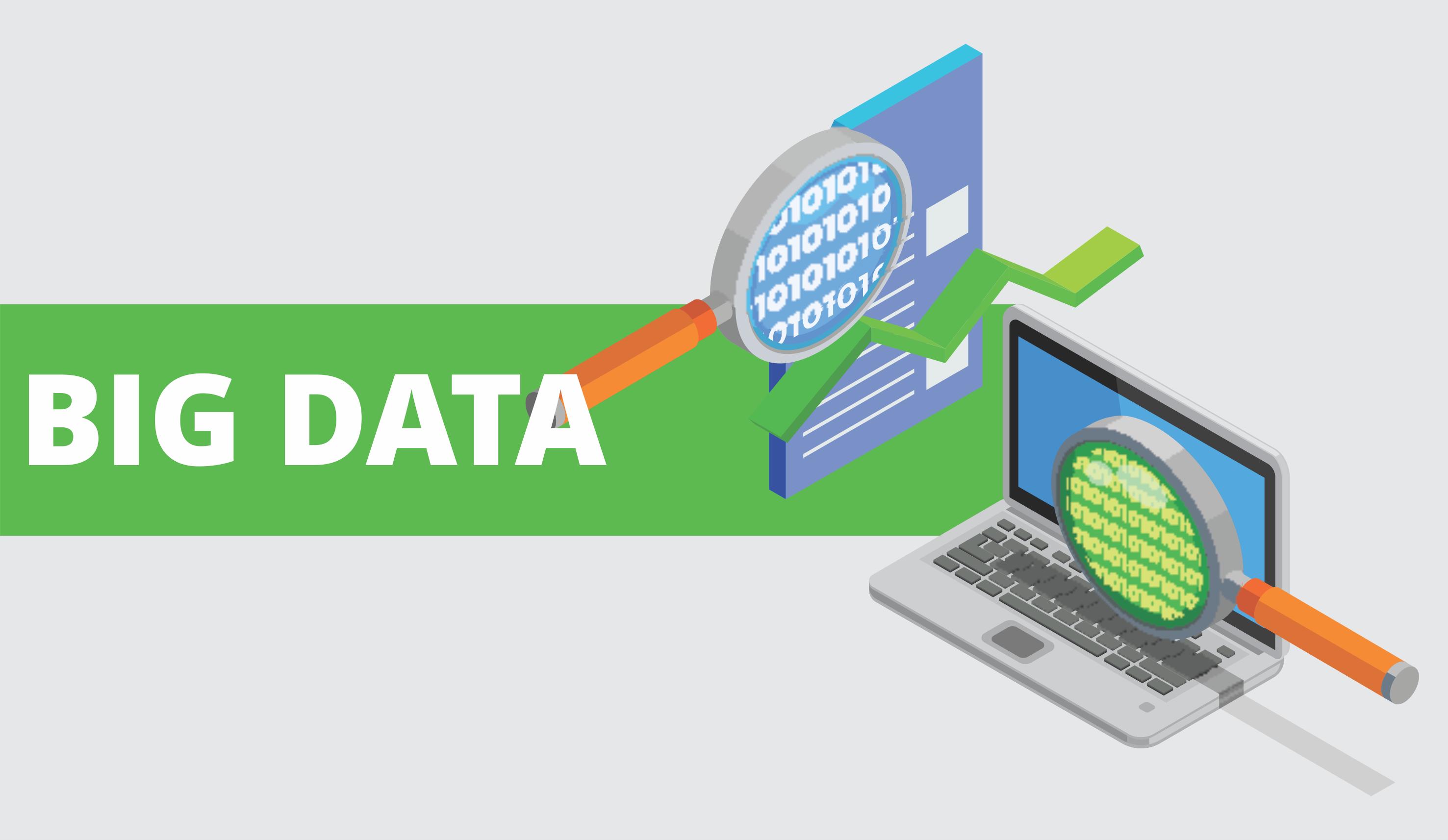 Ebook - Big data entenda como os dados podem aumentar os lucros